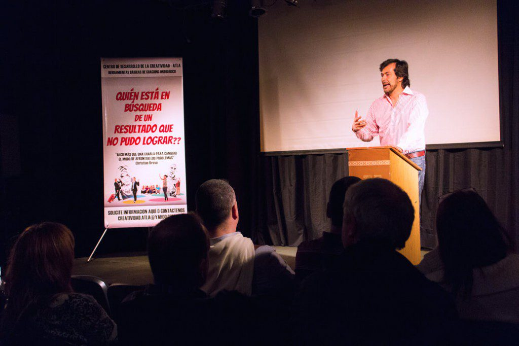 Coaching ontologico con Christian Bravo Desarrollo Creativo
