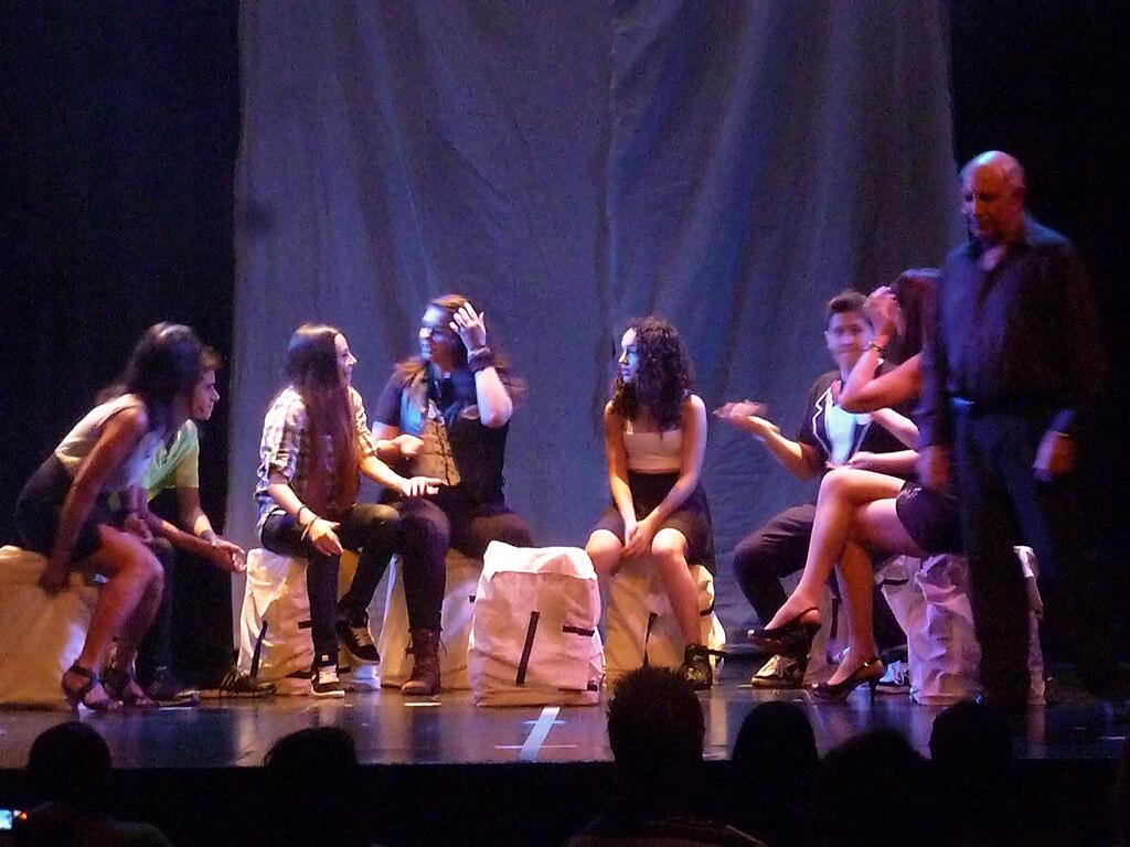 Actuacion Creativa Teatro Centro de Desarrollo de la Creatividad