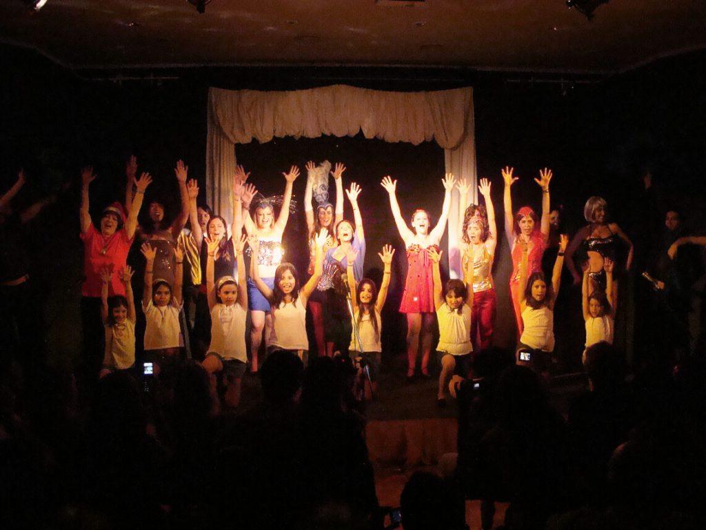 Actuacion Teatro Creativo Desarrollar tu Creatividad