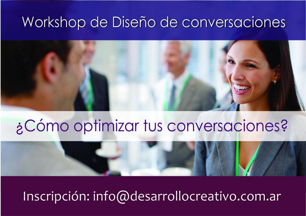 DISEÑO DE CONVERSACIONES