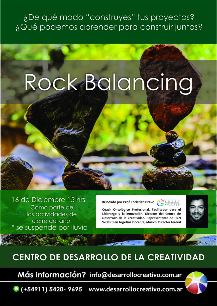 rock balancing DIC OK